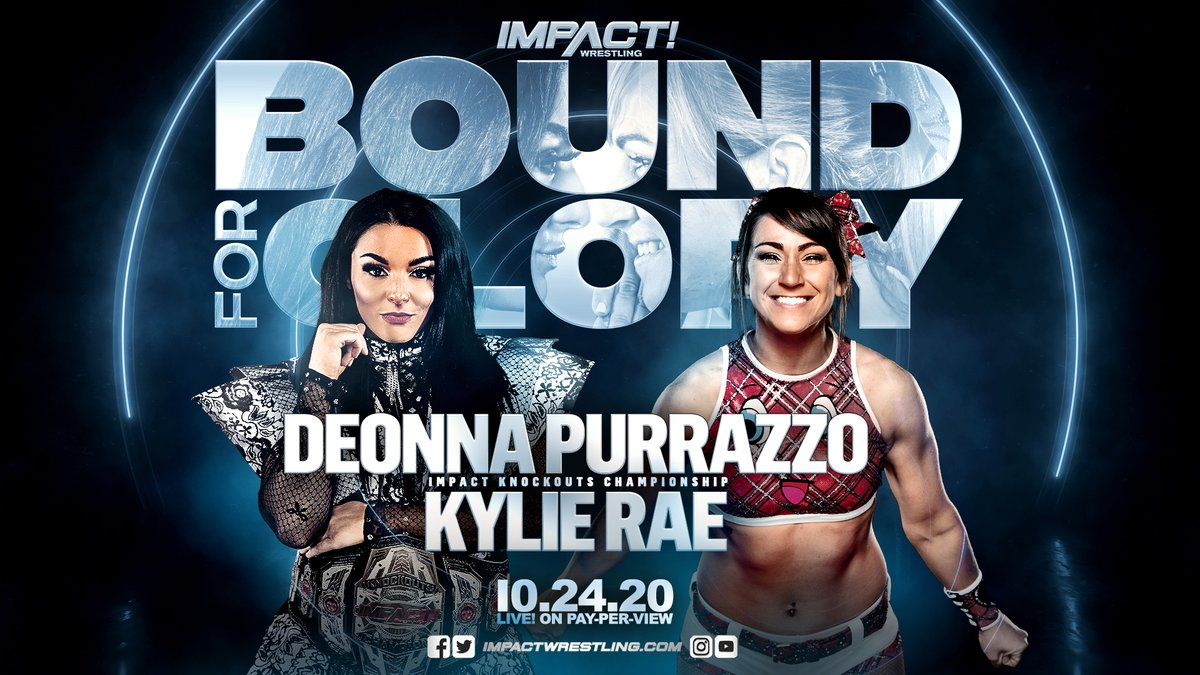 "Knockouts Championship Officially Set For Impact Wrestling's ""Bound For Glory"" Pay-Per-View"