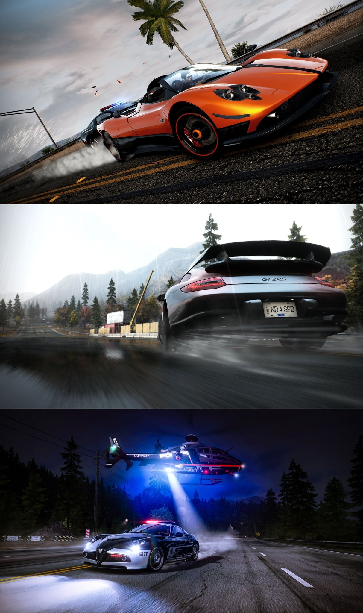 Need for Speed: Hot Pursuit Remastered auta