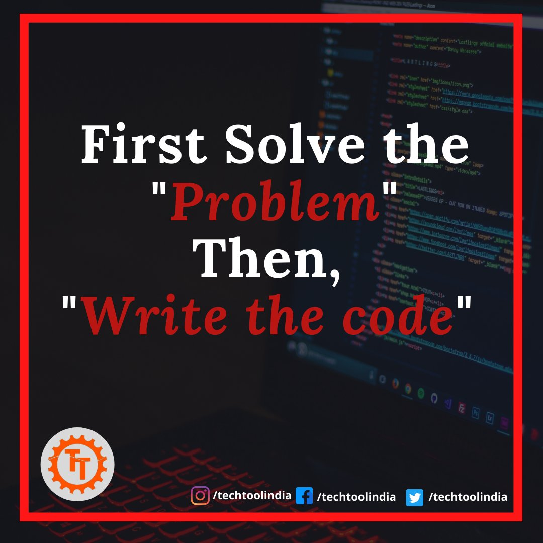 #writecode #solveproblems #ChangeWithin #SoftwareEngineering