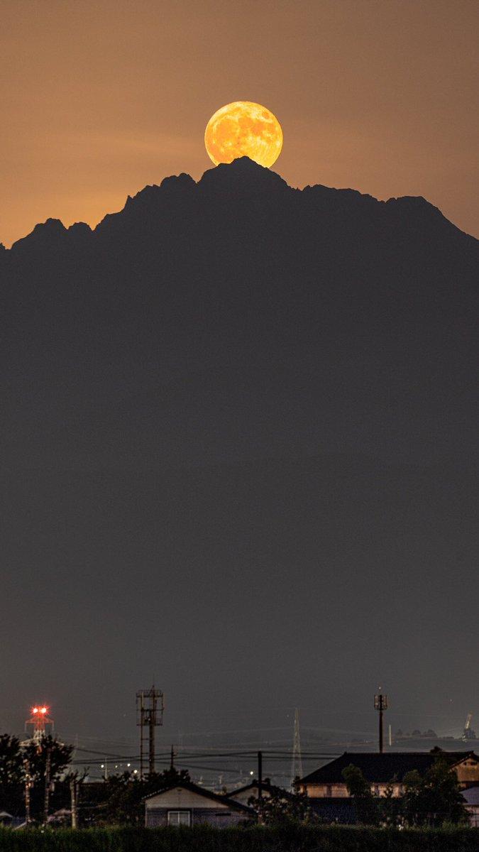 望遠レンズでぶち抜いた富山の本気。(タップしてね)