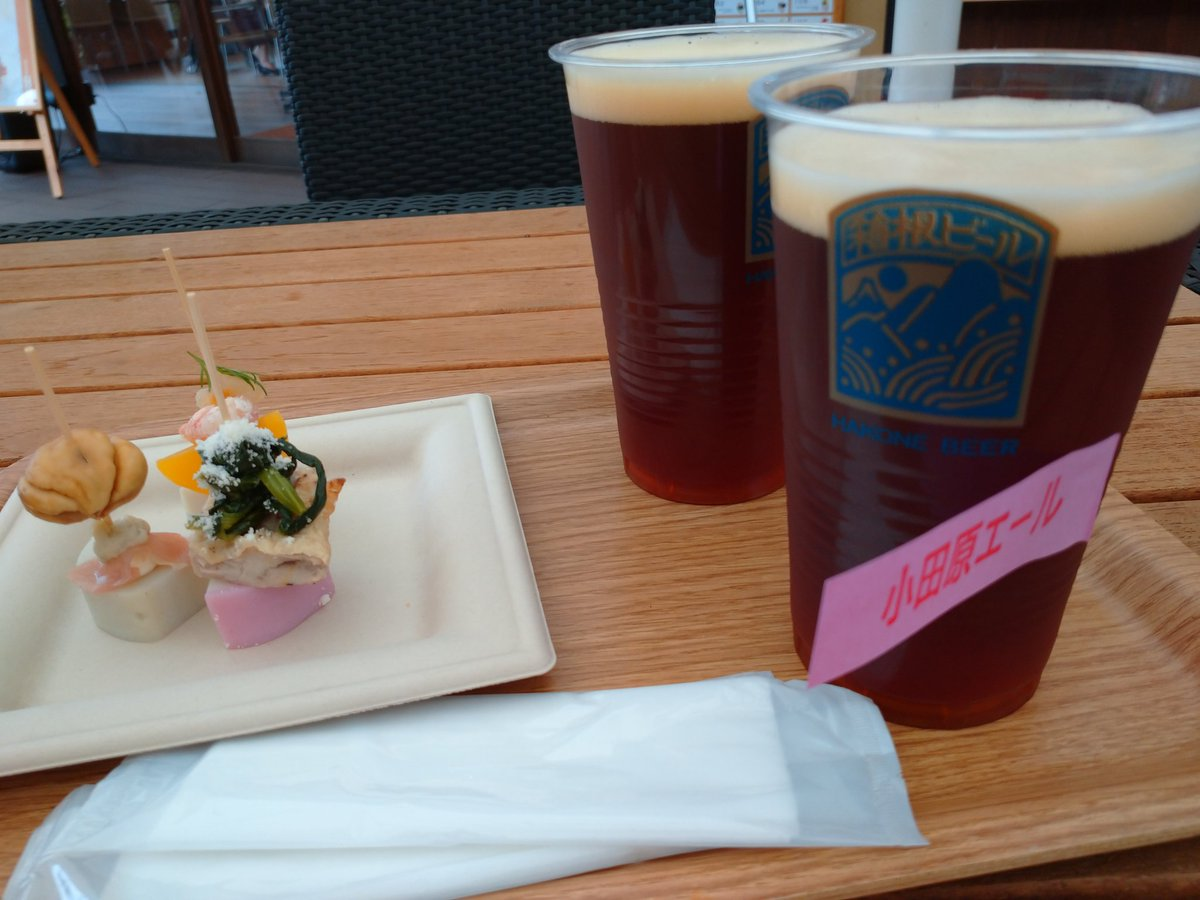 ピンチョス かまぼこ 「箱根登山鉄道107号」がカフェになった!「えれんなごっそ CAFÉ107」9/8オープン!【神奈川】