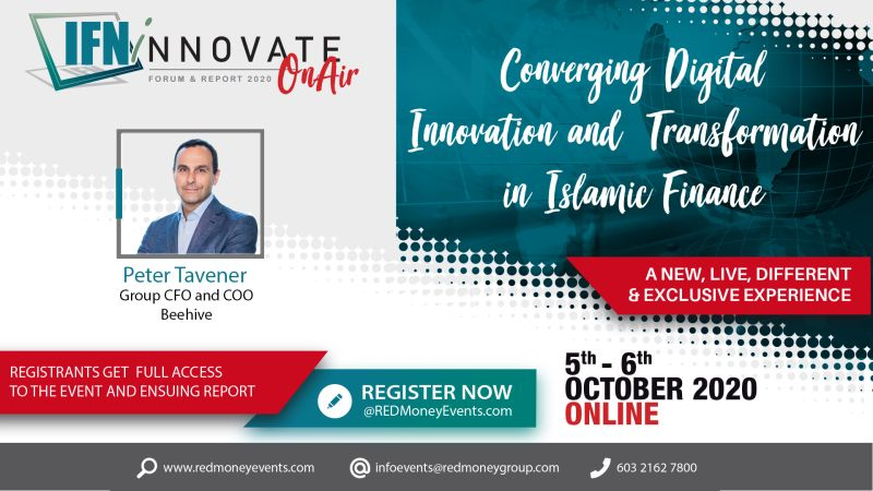 Beehive's CFO and COO, Peter Tavener will join other industry experts to discuss how can FinTech play a meaningful role in key Islamic social financial activities.  This is not to be missed. Register now!  https://t.co/dv0Xmko63w https://t.co/sQmhkqoaMN
