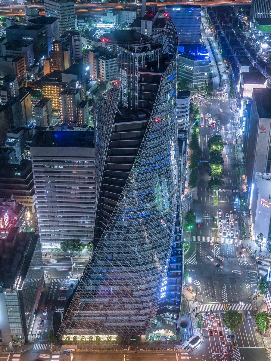 昨日、今日と名古屋行ってきましたがやっぱり名古屋の夜景最高ですわ