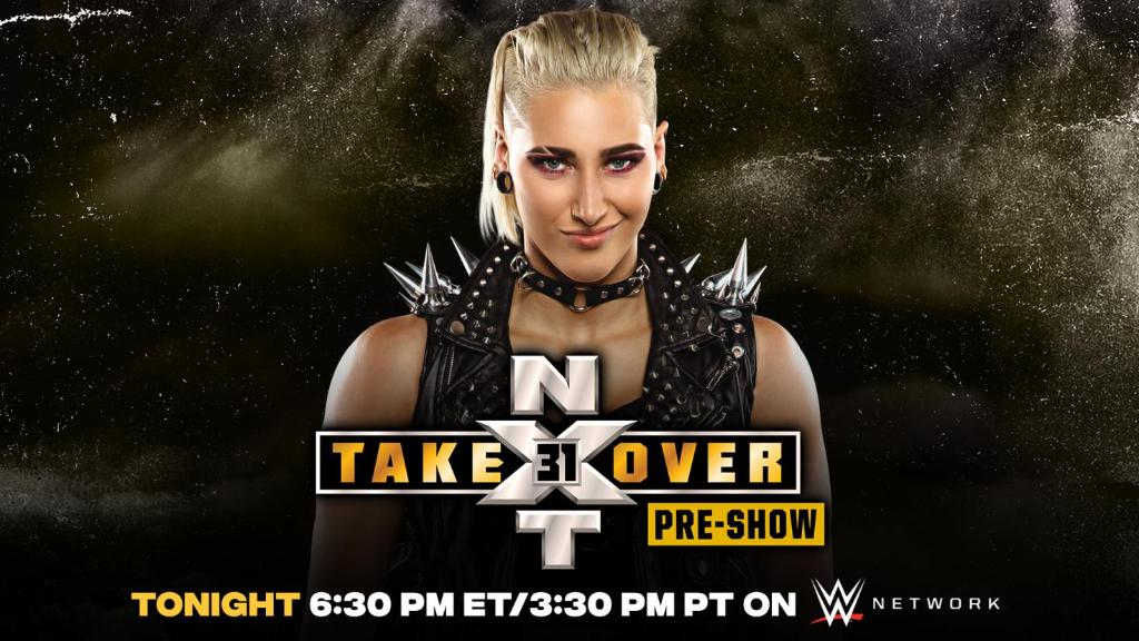 Rhea Ripley To Be On NXT TakeOver: 31 Pre-Show, Triple H Live Q&A, Candice LeRae And Johnny Gargano