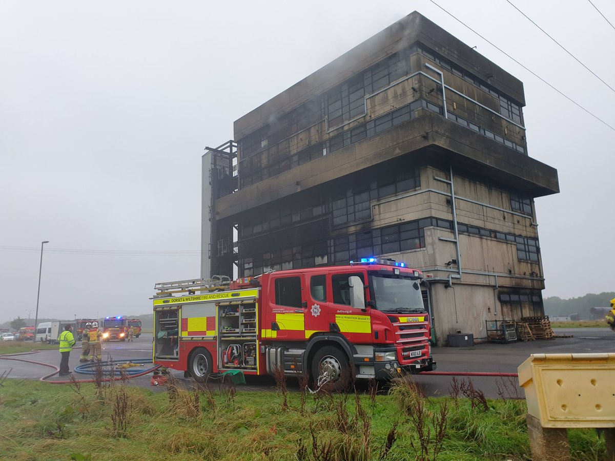 Weekend Tall buildings exercises at @FSCmoreton for @DWFireRescue