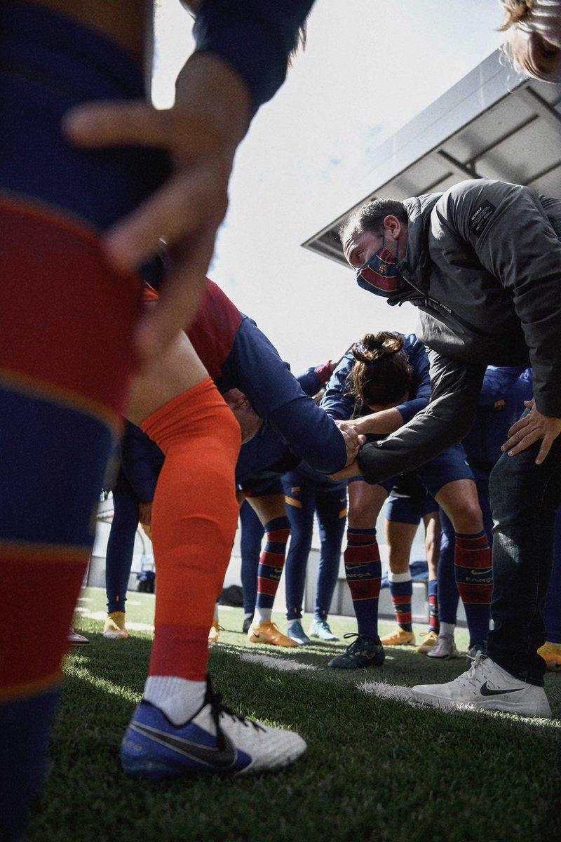 👏🏽 ¡Por fin ha vuelto el #FutFem!  🔝 Primera jornada de #PrimeraIberdrola con PARTIDAZOS y momentos para la historia.   ✨ ¡Empieza la temporada más ilusionante!  🙌🏼 Sigamos apoyando el mejor fútbol: el que jugamos y disfrutamos TODOS.  #VuelveElFutfem