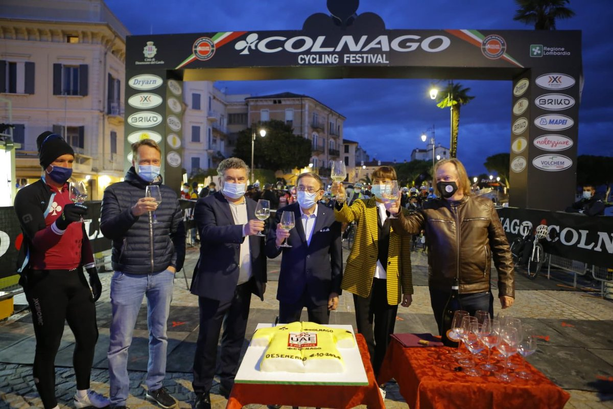 @Colnago_CF one of the most beautiful cycling event in Italy