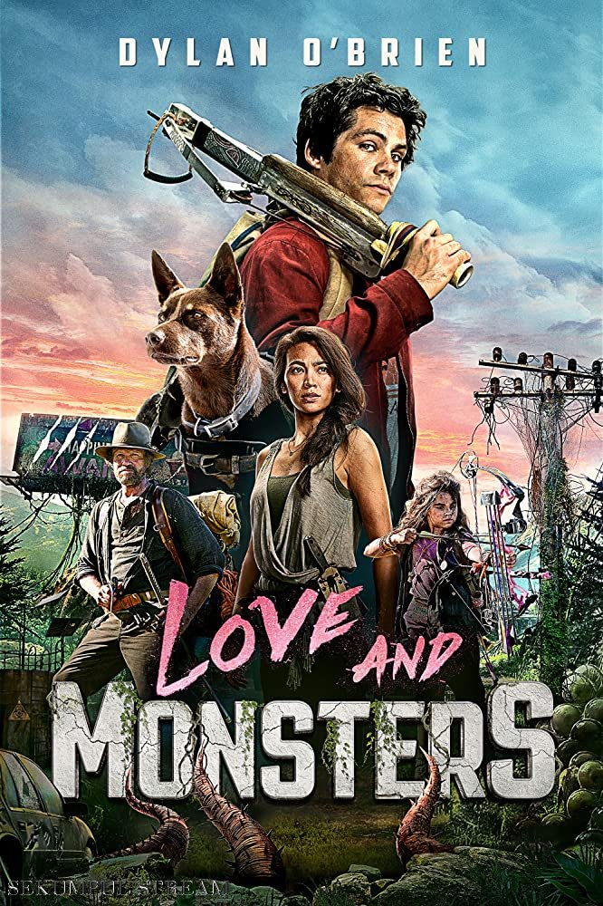 Love And Monsters La Película Completa En Español Latino Mega