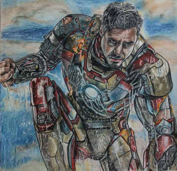 @RobertDowneyJr @agboleague @fp_coalition @FanDuel Dear @RobertDowneyJr  , If you have a little time, please look at my drawing! I'd be very happy! 😊❤  I'm curious your opinion!Orsi