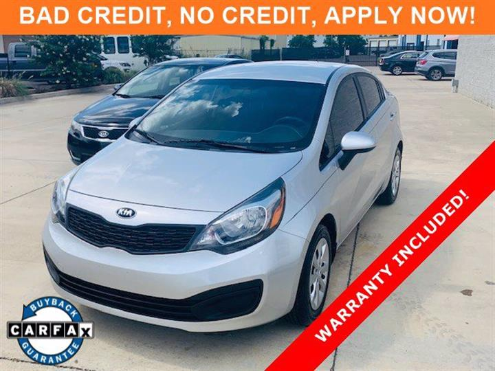 2015 Kia Rio LX  Mileage - 90,001 Great MPG MP3 Connection CD Player Auto Transmission  Get driving TODAY! Get prequalified at https://t.co/pHHLa3vInV  #Byrider #GetPreApproved #WeSayYes https://t.co/4Wfa7P1a9e