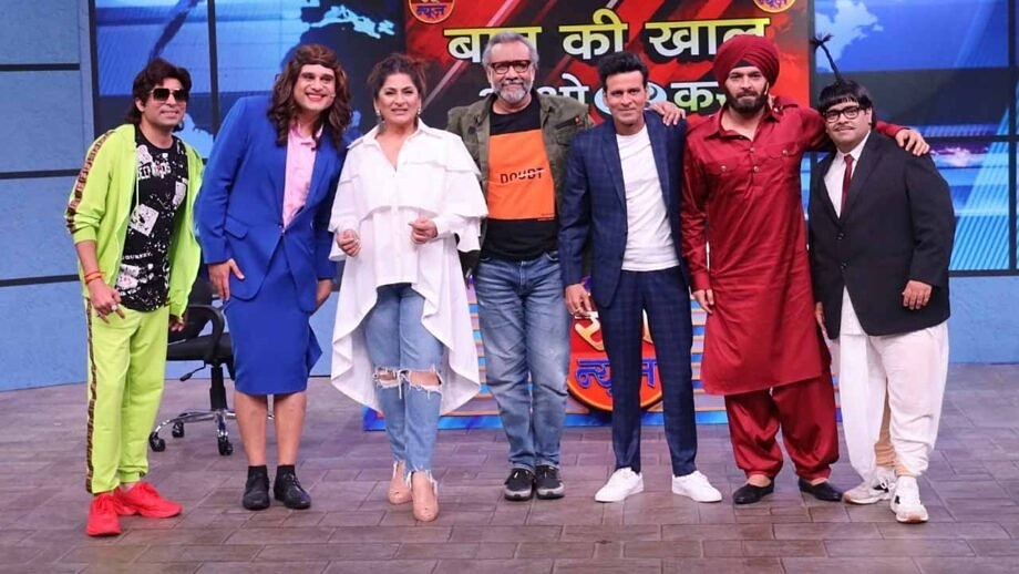 What a great episode....super hilarious 😂😂😂. @kikusharda sir you are amazing and @KapilSharmaK9 sir your singing is just fabulous 👌👌. Thank you for this wonderful episode. #TheKapilSharmaShow