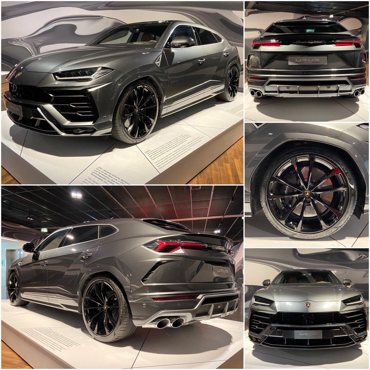 Lamborghini Urus (2019)  #vw #autostadt #lamborghini #suv #lamborghiniurus #lamborghini_daily #urus #huracan #diablo #murcielago #aventador #countach #v8 #biturbo #lambolove #lambos #supertweaks #carspotter #caroftheday #itswhitenoise #mansory - https://t.co/1dHDjqtFPq https://t.co/PcFtIchrBa