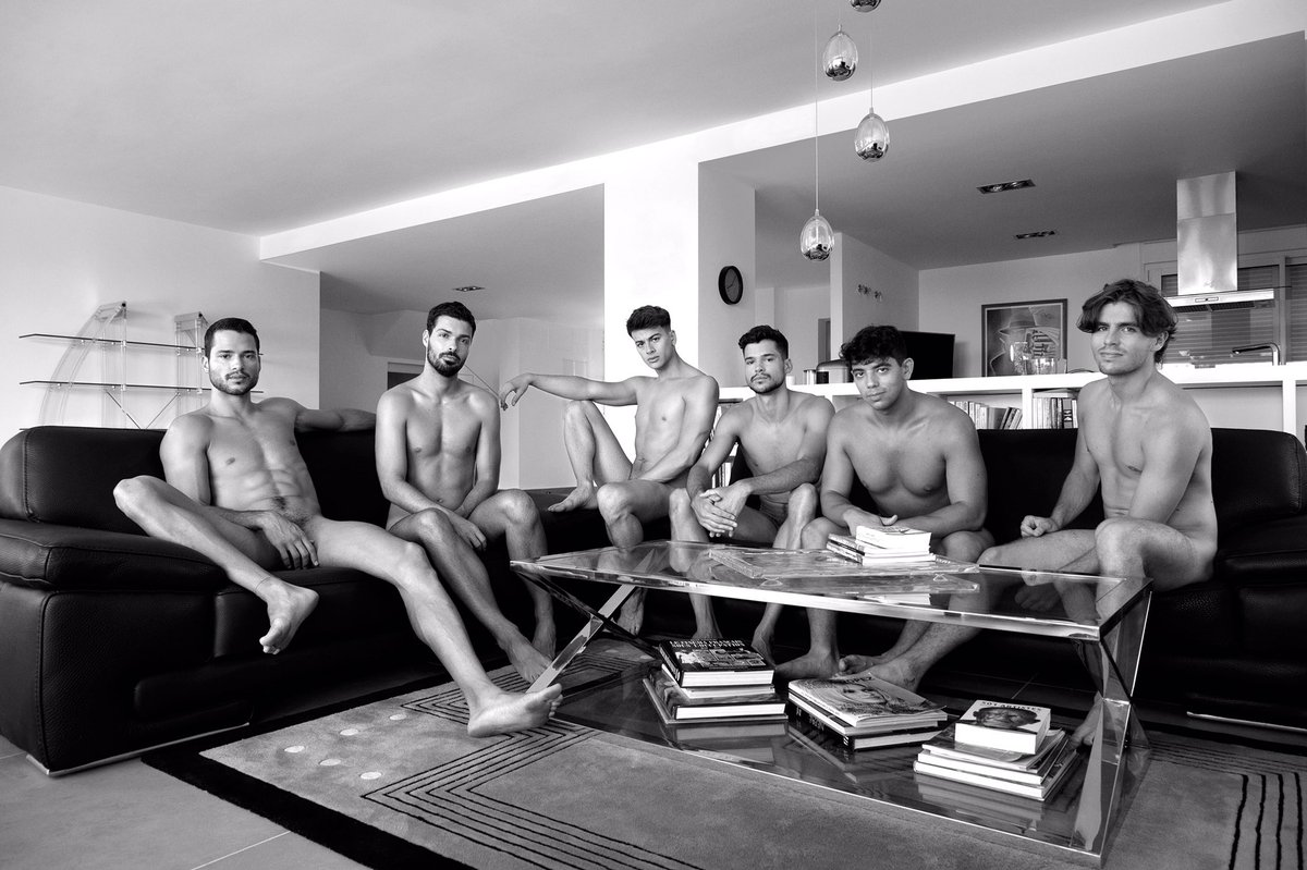 So, are naked rowing calendars a thing now
