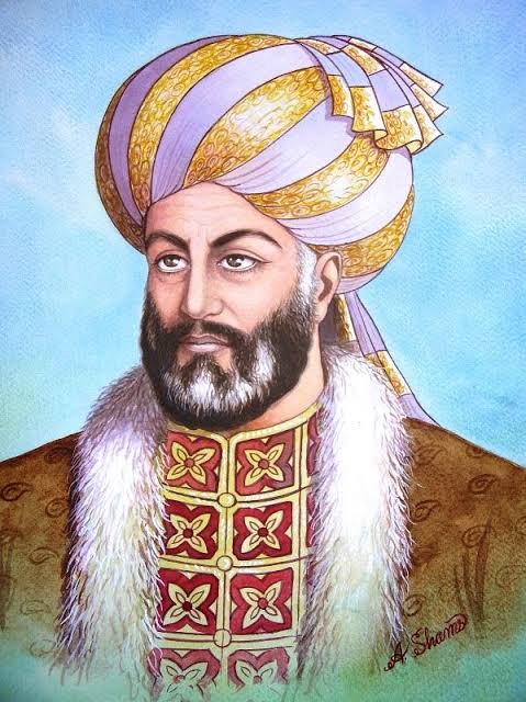 A Story of Bravery and Sacrifice- In Year 1756 Ahmed Shah Abdali issued an order to his troops to Burn whole country between Agra and Mathura and SIaughter everyone. His soldiers attacked Mathura and for 7 days they massącred, The water of Yamuna turned red with blood.