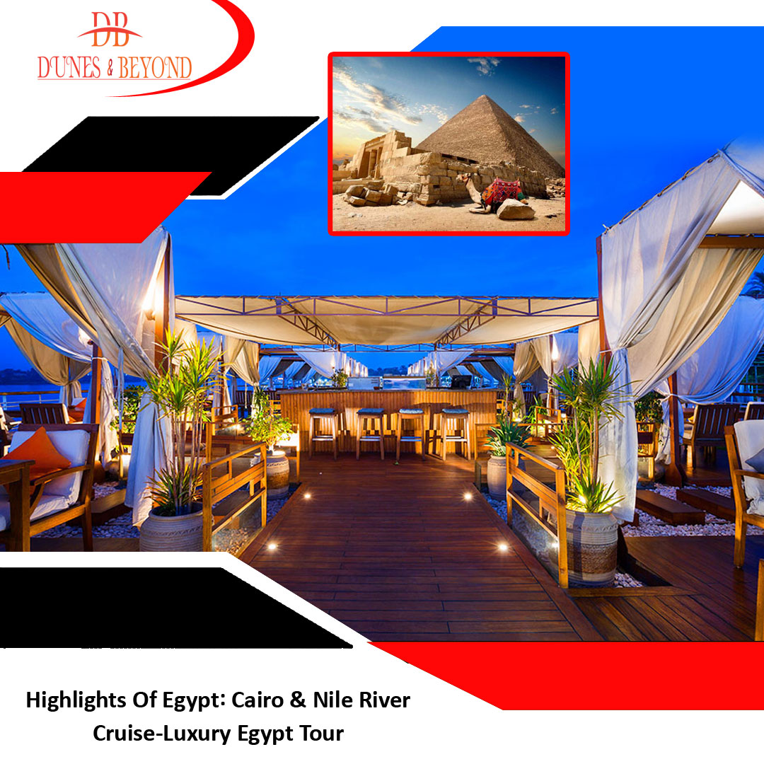 Highlights Of #Egypt: #Cairo & #Nile_River Cruise-Luxury #Egypt_Tour !!  Step into a fantasy world as you discover the secrets of the great Egyptian history; uncover the 7,000 year legacy of the pharaohs and explore the unique treasures of Egypt.   https://t.co/zzmMdyN6G7 https://t.co/fg7WEWxv7r