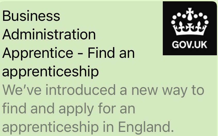 #newmarket #risby #apprenticeship #schoolleavers #careersnotjobs https://t.co/ngQVSdk1l7