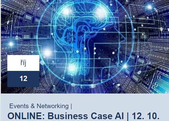 """📌Join our #online #event """"Business Case #AI"""" on October 12 and get inspired by real-life use cases! Keynote: Kay Rottmann, @BoschGlobal With: @prg_ai @DataSentics @sentisquare @Blindspot_Ltd @recombee @ResistantAI @EONCzech @skodacz and more ⤵️https://t.co/O7sPIbFRHs https://t.co/umhWzPQO3x"""