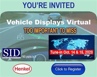 Henkel sponsors 27th Vehicle Displays Detroit Virtual 2020 and introduces innovative automotive display solutions @g_printmonitor #print #printing #workflow #additivemanufacturing #3dprint @additive_global @saslaugh  @henkel  https://t.co/fI6MSnKqan https://t.co/bPXjve87nz