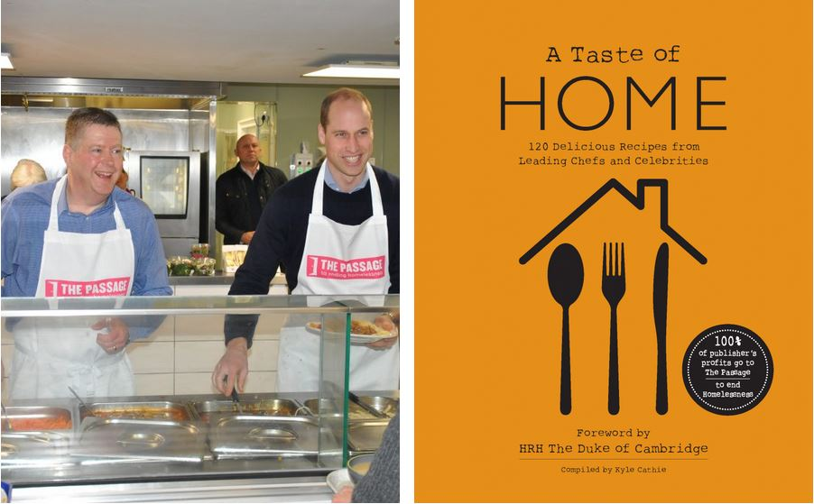 Announcing our special 40th anniversary project involving HRH The Duke of Cambridge and a whole host of household names. https://t.co/acVvY0XhU2 @KensingtonRoyal #ATasteofHome #PassageAt40 https://t.co/SegDoVlCwB
