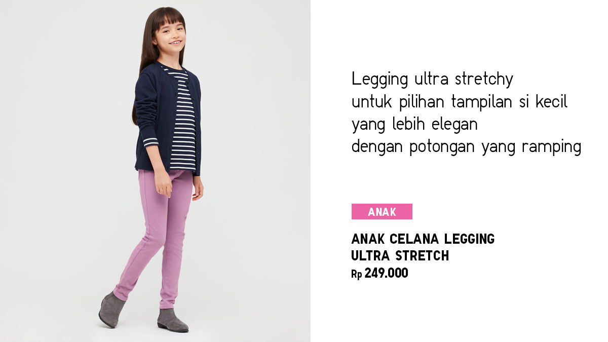 Uniqloindonesia On Twitter From Scale 1 To 10 How Active Is Your Kid