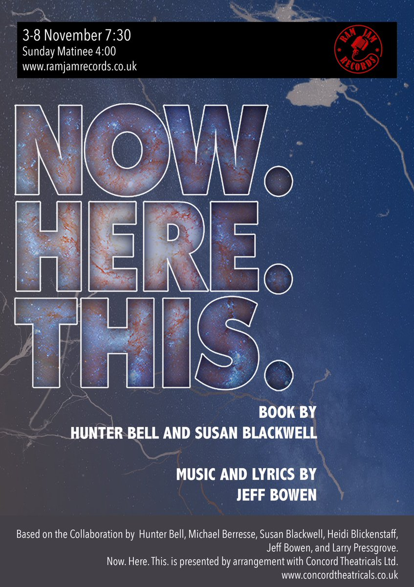 Tickets live for https://t.co/I6lzqF8gG4.This our fist post lockdown production! Come and support live theatre at Kingston's only pub theatre! @NowHereThisUK  https://t.co/AvBqKLzi5w https://t.co/VNYxtGCiOw