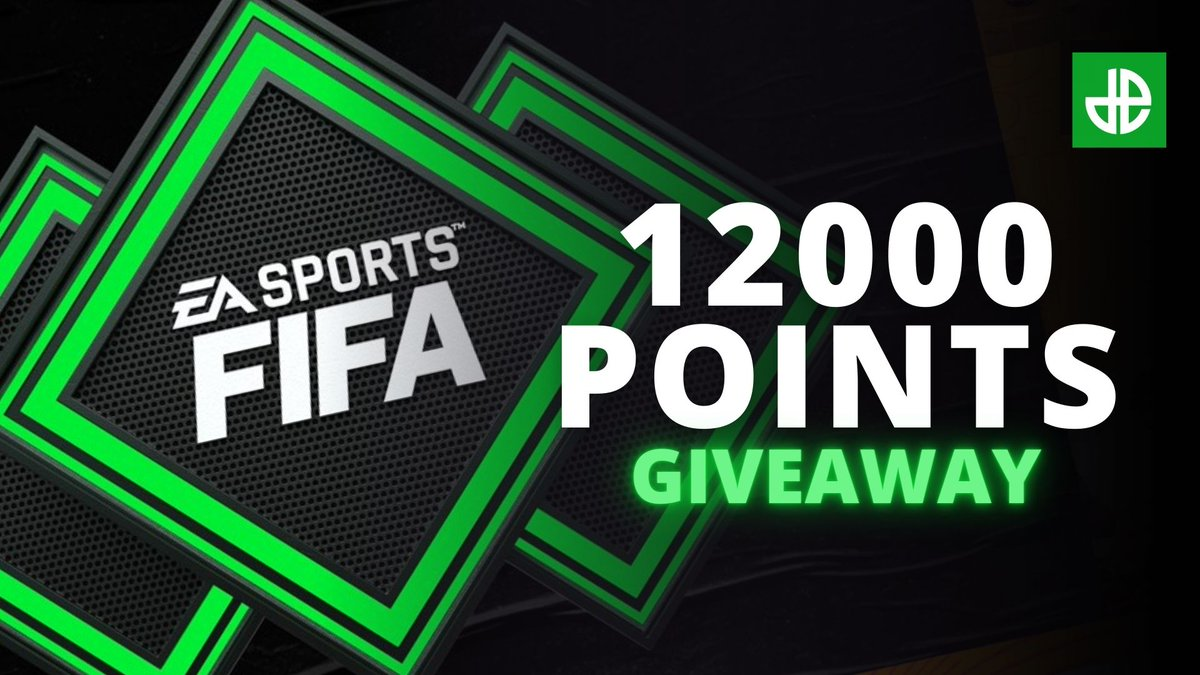 🚨 𝗚𝗜𝗩𝗘𝗔𝗪𝗔𝗬 🚨  Want to be in with a chance of getting 12,000 FIFA Points for free? #FIFA21   ✅ Follow @UltimateTeamUK on Twitter + futwatchig on Instagram ❤️ + 🔁 this post  👨‍👩‍👦 Tag three mates  Winner announced Thursday 🔔