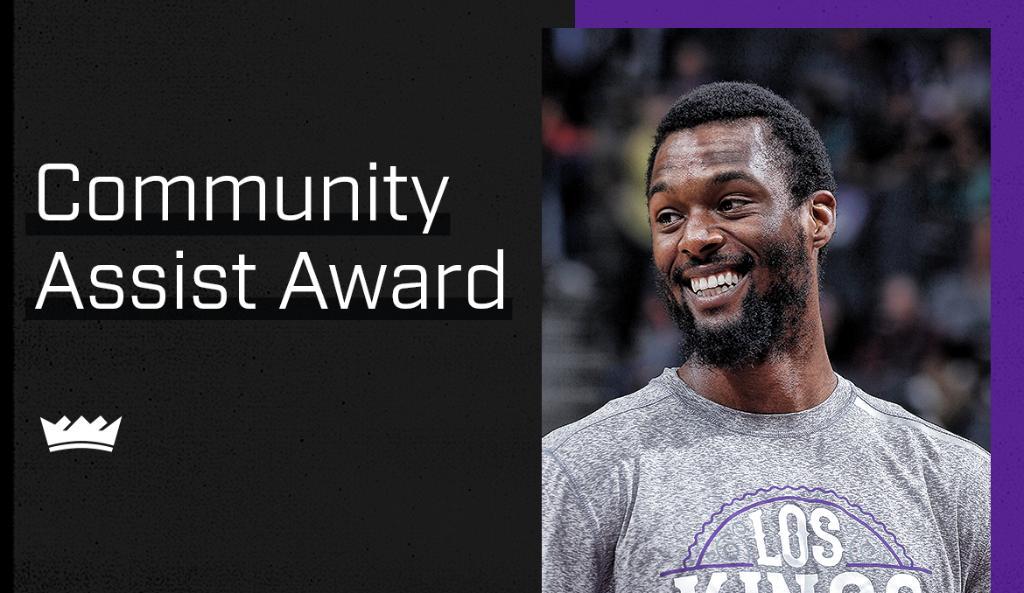 Sacramento Kings Forward Harrison Barnes Named Recipient of 2019-20 End of Season NBA Cares Community Assist Award Presented by Kaiser Permanente » https://t.co/pHLn6KZ3NI https://t.co/IQZsWH6J5c