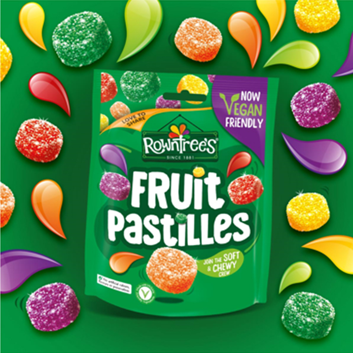 💚 NEW Vegan Fruit Pastilles have started arriving in-store! 💚  Contact your local Hancocks store to find out when they will be in stock!  Find your local Hancocks store here 👉 https://t.co/4IYCnom96T https://t.co/tDbhwJZnKk