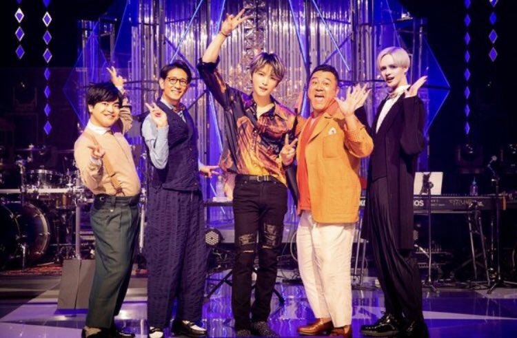 『J-JUN LIVE BOKUNOUTA 2020』アンコール配信が決まりましたァァア✨  『#僕は歌が歌いたい』特別篇では生 #ジェジュン さんとお芝居出来ました ⚡️  別アングル映像や追加アンコール曲もあり盛りだくさんですねぃ   10月24日‼️ 是非ご覧下さいませ
