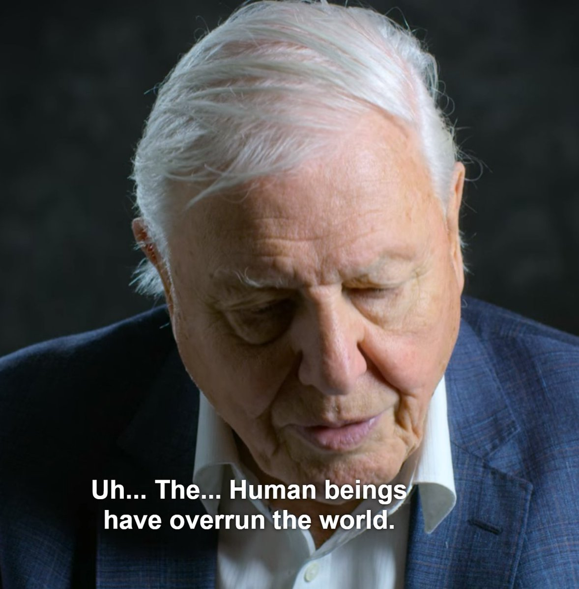 So, I watched David Attenborough's  @DavidALifeFilm, and I liked it. But I think it skips over a couple of things that it could've benefited from engaging directly with - namely, the dark history of population movements and climate justice. Review here:  https://ketanjoshi.co/2020/10/05/david-attenboroughs-good-film-doesnt-shake-off-the-echoes-of-a-bad-past/