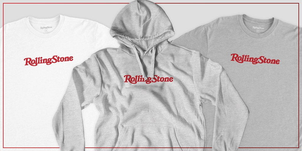 As part of our redesign, our latest logo aligns our classic logo with the attitude of the 21st century. Grab hoodies and tees from the 2020 collection here:  #RollingStoneShop