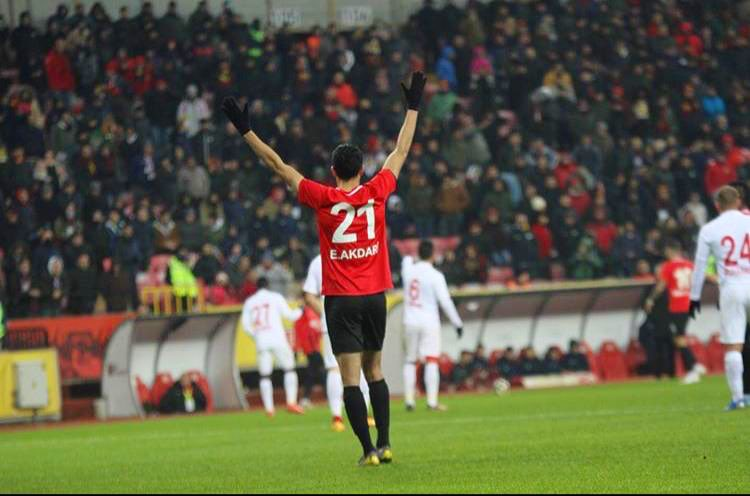 Eskişehirspor'da bir transfer daha