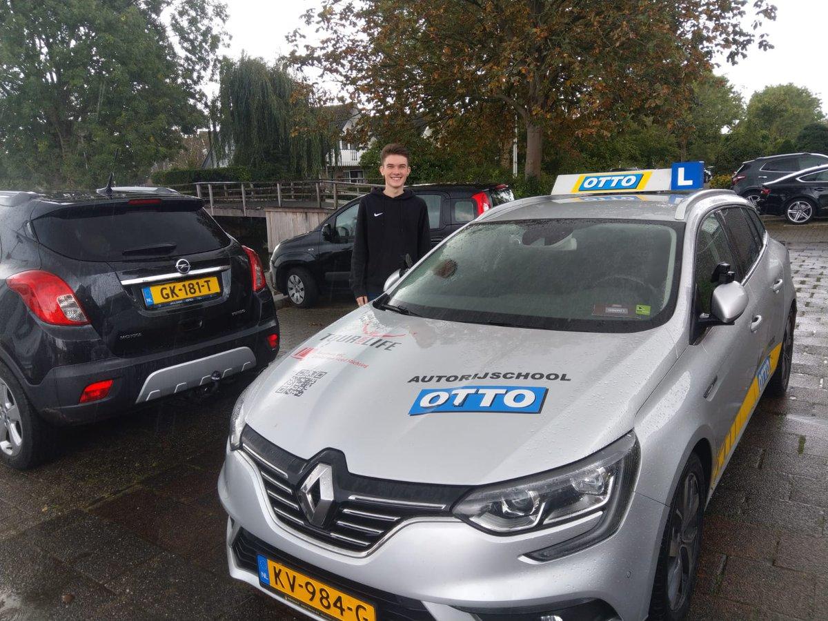 test Twitter Media - Keurig gedaan David van Dijken, gefeliciteerd met je rijbewijs! Veel fijne kilometers gewenst. https://t.co/SQ2wMgCHiA