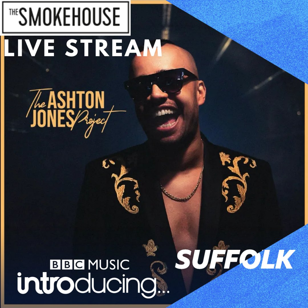 This Saturday live from The Smokehouse we welcome @BBCIntroSfk celebrating Angelle's 2 year anniversary as well as #BlackHistoryMonth 🎉 We'll be streaming @AshtonJones OB1, @OmarOConnor and @CheriseOfficial!