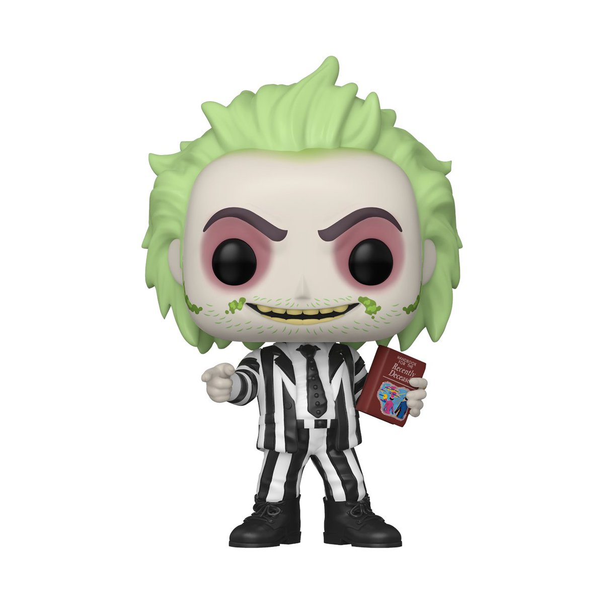 RT & follow @OriginalFunko for a chance to win this NYCC exclusive Beetlejuice Pop! #FunokVirtualCon #FunkoNYCC #NYCC #Funkoween