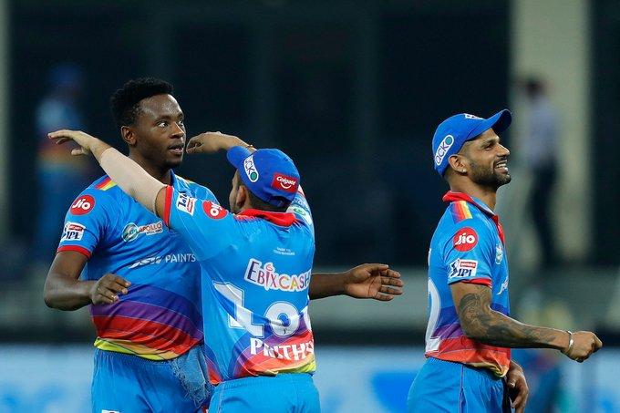 IPL 2020 DC vs RCB Marcus Stoinis, Kagiso Rabada help Delhi Capitals thrash Royal Challengers Bangalore by 59 runs