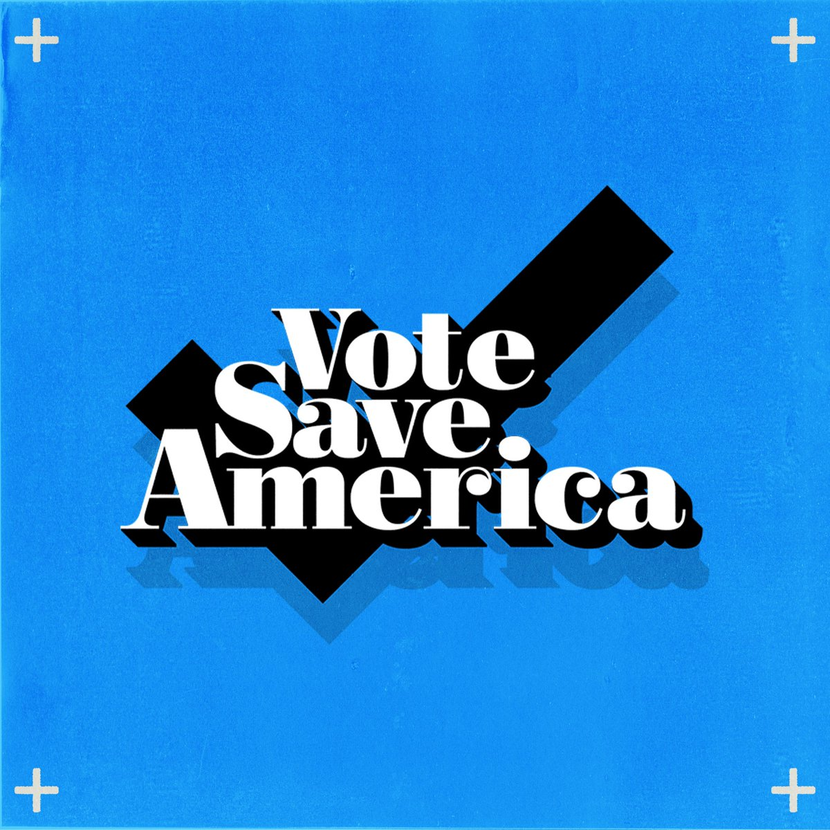 100% of profits from this range will benefit @votesaveamerica's featured organizations, which were carefully selected to have the biggest impact at the polls and beyond. VSA is a great resource, providing the tools and information you need on election day ⭐️