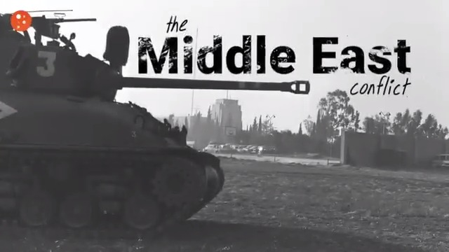 Image for the Tweet beginning: The Middle East problem is