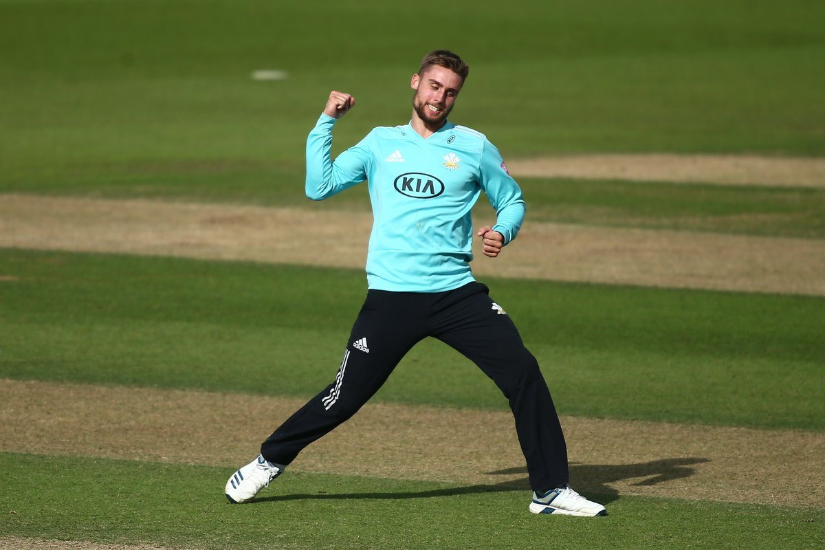 ⏪ Will Jacks vs Kent on 1 October: 🏏 23 not out ☝️ A career best 4-15 📈 29.28 MVP points A clutch performance to take @surreycricket to #FinalsDay 💪 Your #Blast20 MVP 👊 👉 bit.ly/MVPwinners20