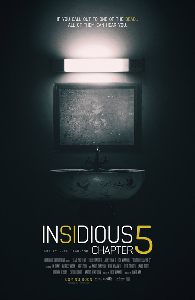 Luke On Twitter Decided To Make Another Insidious Chapter 5 Concept Poster I Really Hope A 5th Movie Is Planned Love This Franchise Insidious Insidious5 Photoshop Https T Co Etfbduu4gr Twitter