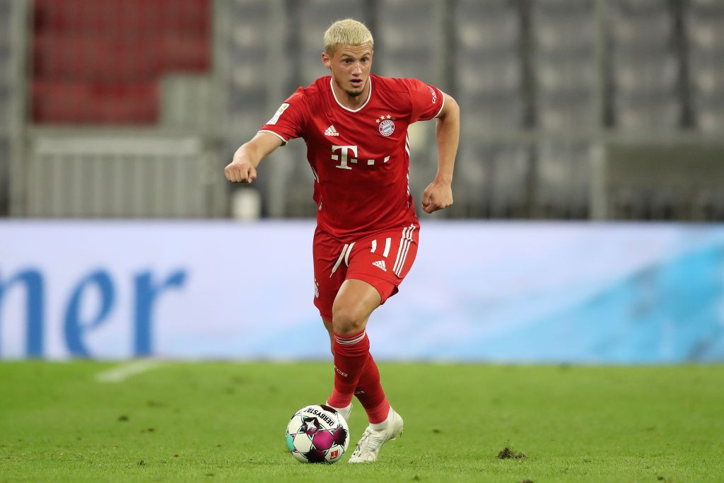 @BBCSport's photo on Bayern Munich