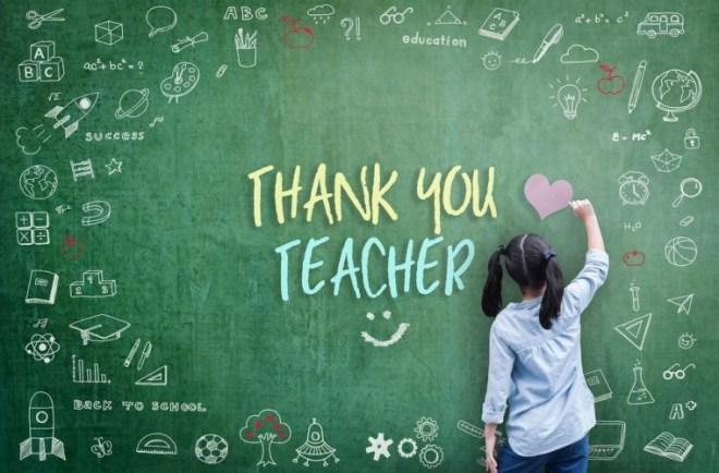 Happy World Teachers' Day! Full STE(A)M Ahead!