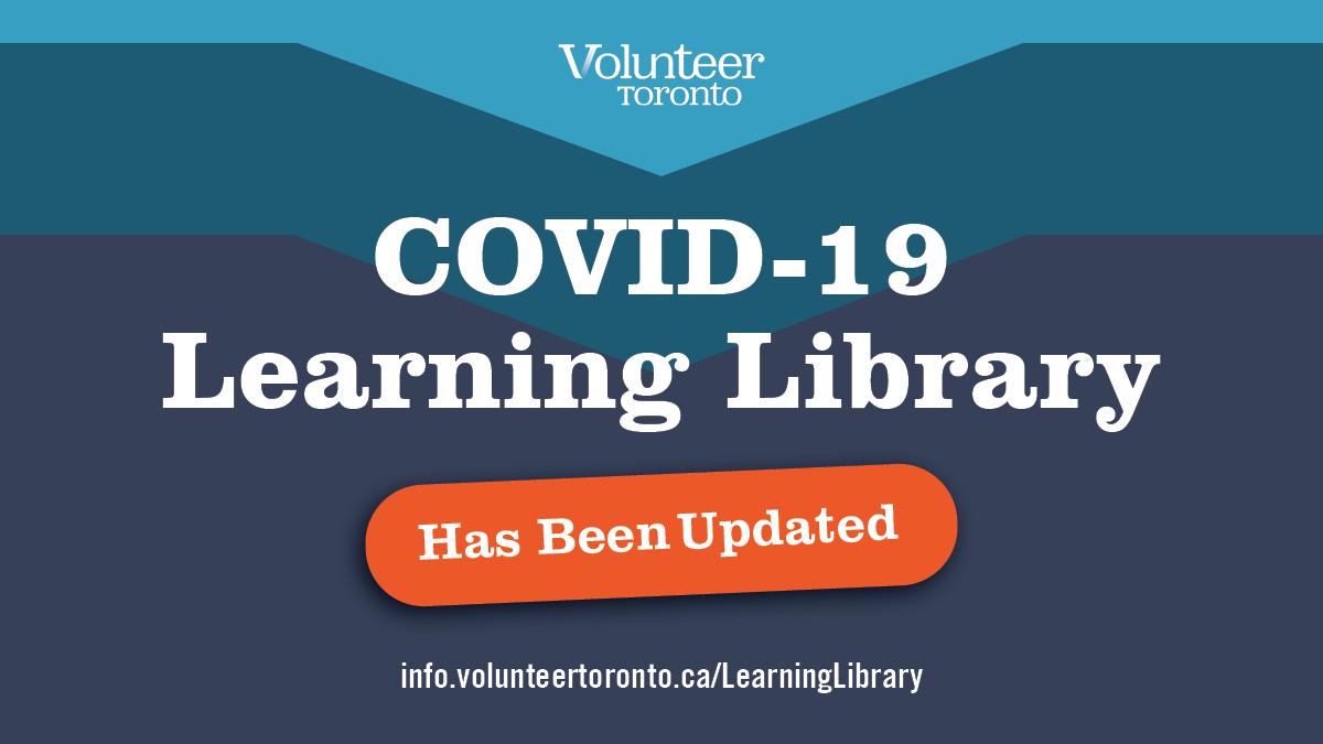 Volunteer Toronto Volunteerto Twitter