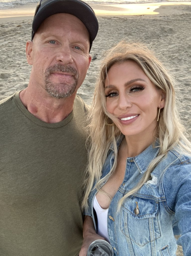 Charlotte Flair Spotted With WWE Legend Stone Cold Steve Austin 1