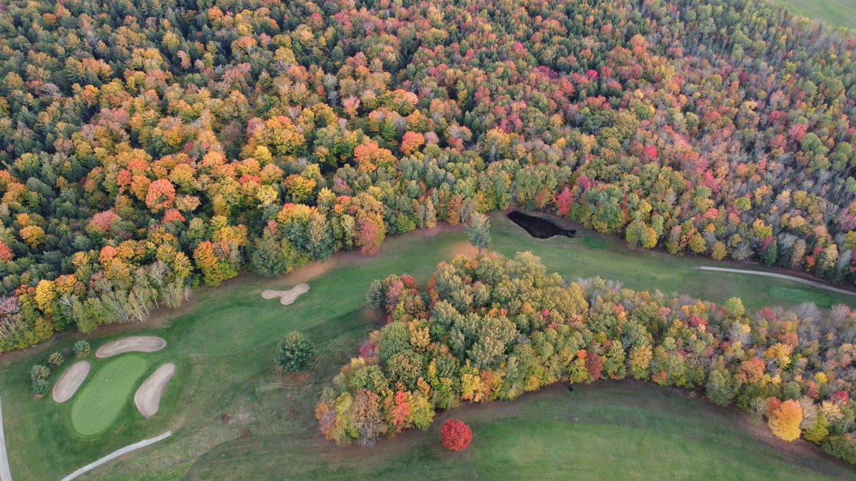 Fall golf is the best 😎 https://t.co/qNgPAHN5ah