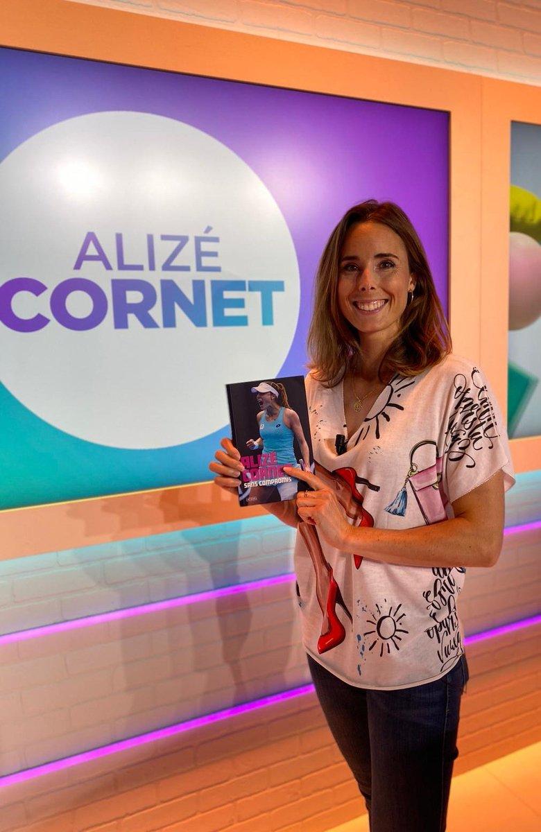 Alize Cornet @alizecornet