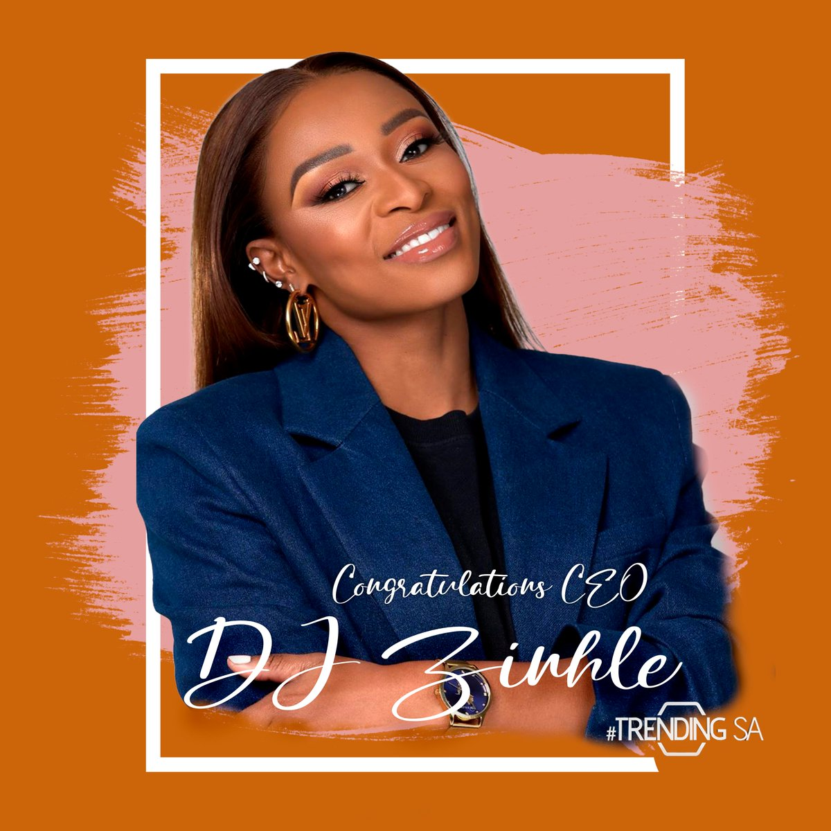 Congratulations CEO  Award winning Forbes Africa Entertainer of the Year, DJ, and business woman @Djzinhle has acquired a stake in Boulevard Rose. Join us tonight as we celebrate and unpack the powerhouse that is @DJZinhle   Tune in tonight at 18:00 on @SABC3 https://t.co/PxCTFlFxwJ