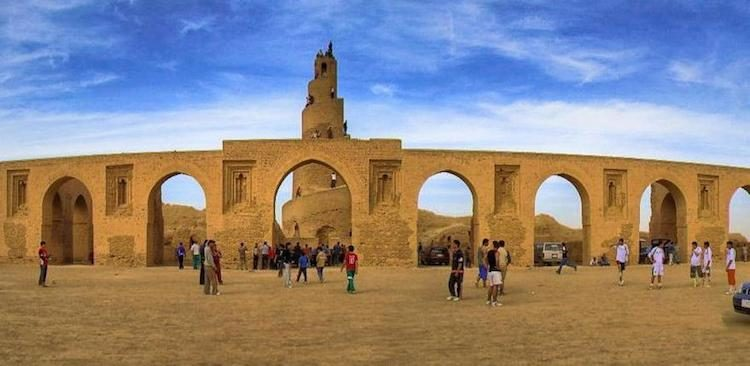 It is no surprise that #Iraq today, despite all the destruction and conflicts inflicted upon it over the centuries, is still brimming with fascinating archaeological and world #heritage treasures. Read more here: iraq-solidarity.blogspot.com/2020/10/discov…