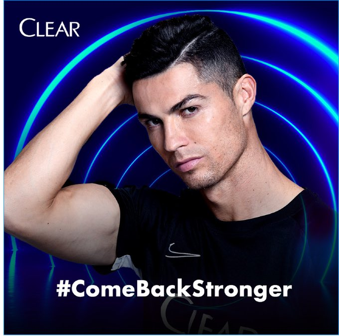 Be bold. Be brave. Be confident. Never let your anxiety hold you back.  What about you? Retweet and share three traits that define you. #ComeBackStronger #KeepAClearHead #ClearMen