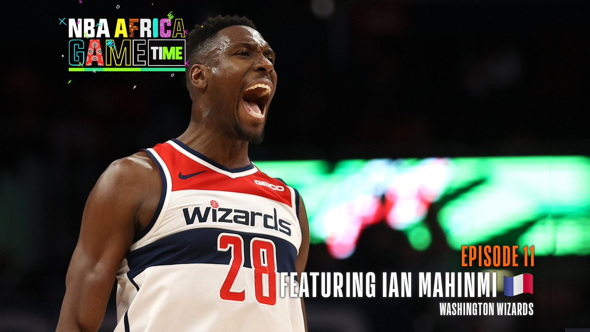 Need to satisfy that basketball craving before tonight's action❓ Catch NBA Africa Game Time with @ShoMadjozi and @ianmahinmi here 👉🏾youtu.be/ieYuzBlc_E8